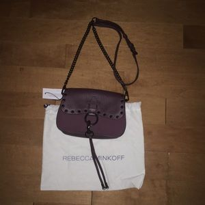 Keith small saddle-Cross body RM NWT